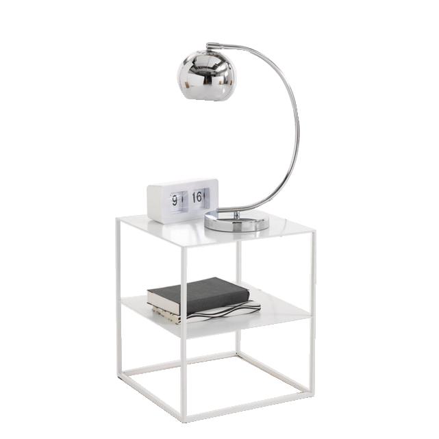 Table De Chevet Metal Janik La Redoute Interieurs