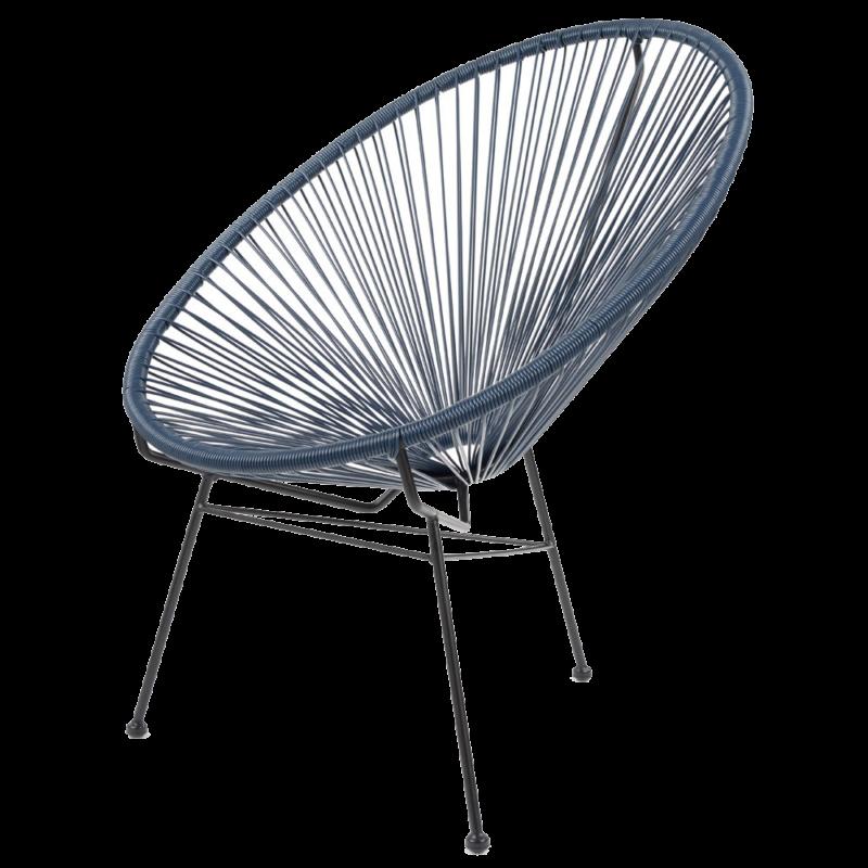 fauteuil acapulco la chaise longue. Black Bedroom Furniture Sets. Home Design Ideas